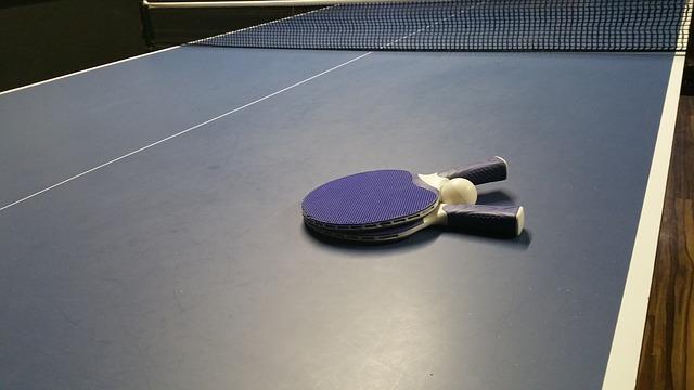 שולחנות טניס