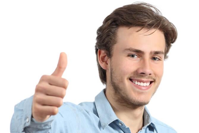 הלבנת שיניים - טיפול אסטתי דנטלי שאסור לחסוך בו (אילוסטרציה)