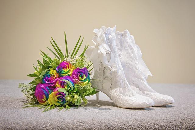 נעלי כלה ב2021